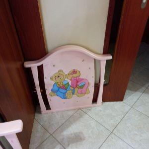 Κούνια-κρεβάτι βρεφική-παιδική