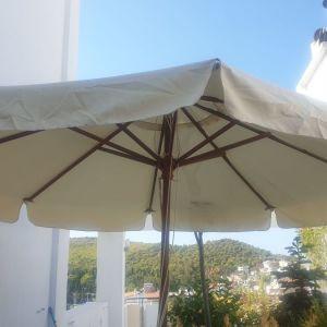 Ομπρέλα δαπέδου κήπου  - βεράντας