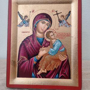 Παναγία Αμόλυντο 19×15εκ