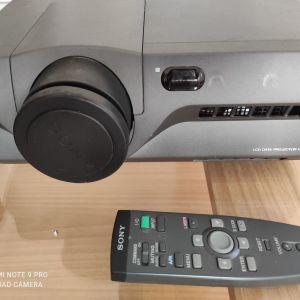 Επαγγελματικός Sony Lcd Data Projector VPL X600