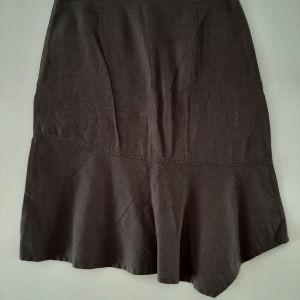 La redoute λινή φούστα