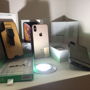 Εξαιρετικό iPhone XS Gold