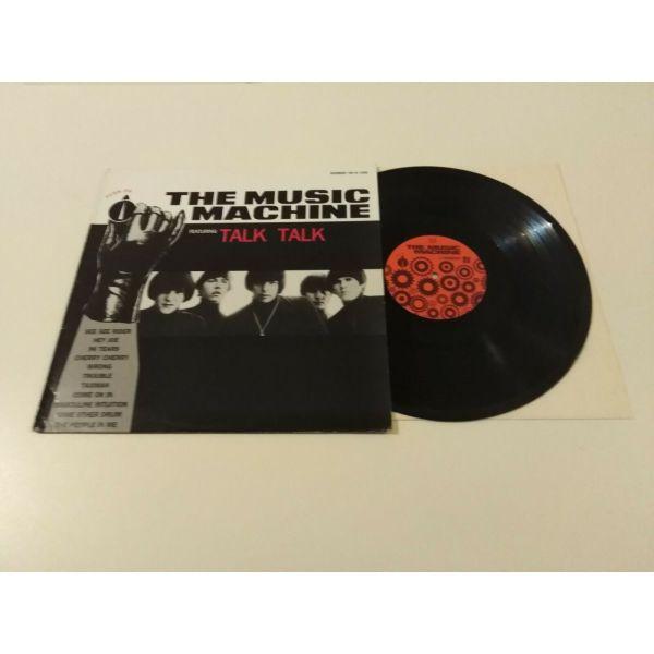 MUSIC MACHINE - TURN ON THE MUSIC MACHINE VINYL LP RECORD