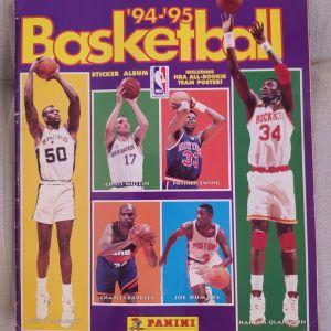 Album Panini N.B.A. Basketball 1994-95