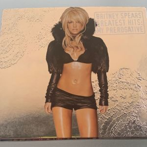 Britney Spears - My prerogative greatest hits special edition 2cd