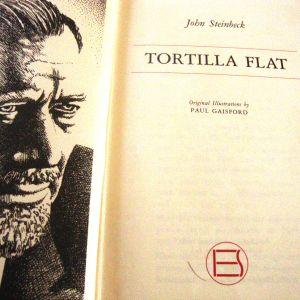 John Steinbeck.  TORTILLA FLAT