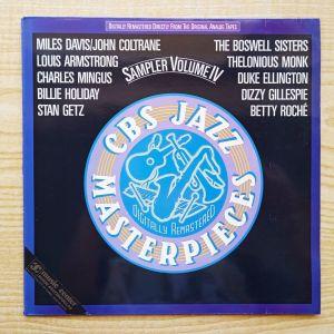 CBS JAZZ MASTERPIECES - Δισκος Βινυλιου Jazz
