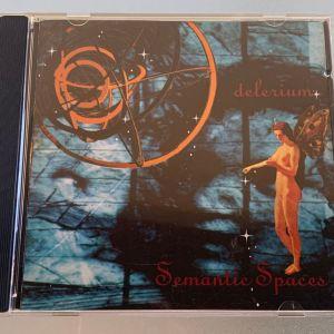 Delerium - Semantic spaces cd album