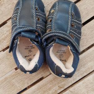 Δερματινα παιδικα παπουτσια νουμερο 20