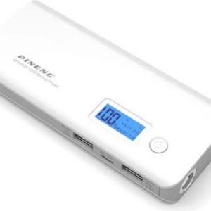 Powerbank Pineng PN-968 10000mAh Λευκό