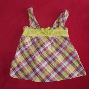 Μπλουζάκι τιράντα (12 μηνών)
