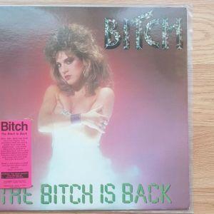 Bitch - The Bitch Is Back LP
