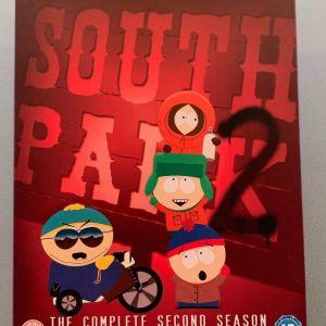 South park ο δεύτερος κύκλος dvd