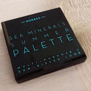 ΠΡΟΣΦΟΡΑ Sea Minerals summer multi-purpose palette από την εταιρεία KORRES!