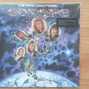 Europe - The Final Countdown LP Reissue Music On Vinyl MINT!!!