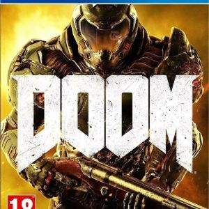 Doom (2016) για PS4 PS5