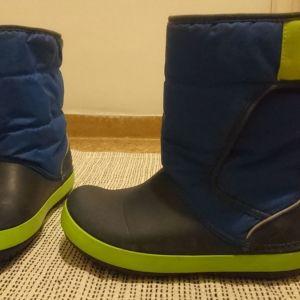 crocs μπότες βροχής/ χιονιού,  Νο38