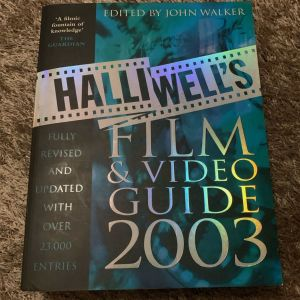 Halliwell's film & video guide 2003