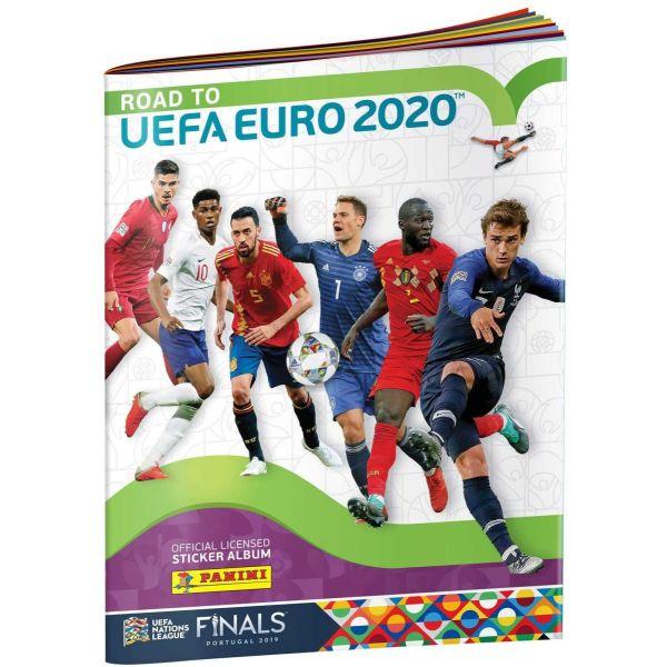 PANINI Road to UEFA EURO 2020 adio elliniko