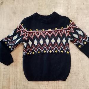 ZARA πλεκτό πουλόβερ για 7-8 ετων