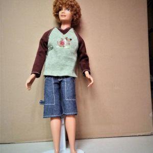 2003 Mattel Barbie My Scene Bryant Doll