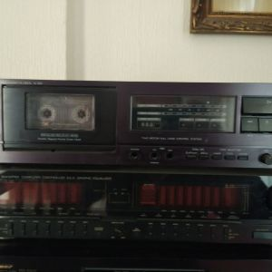 JVC - SEA-M770 Computer controlled SEA Graphic equalizer