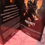 Πωλείται Call of Duty Black Ops gift box