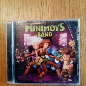 CD the minimoys band