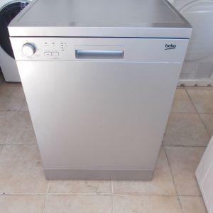 Πλυντήριο πιάτων Beko N060S 60cm A+ Silver
