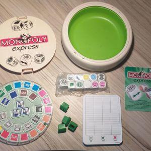 Monopoly Express 2005