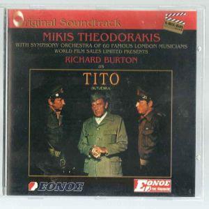 CD - Μίκης Θεοδωράκης - ΤΙΤΟ - Original Soundtrack - Mikis Theodorakis