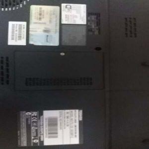 Toshiba Laptop (μόνο για ανταλλακτικά)