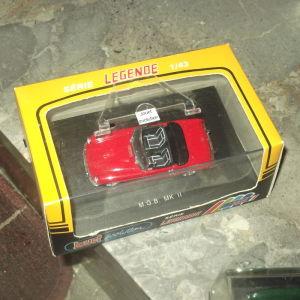 M.G.B. μοντέλο 1/43 αυτοκινήτου καινούργιο