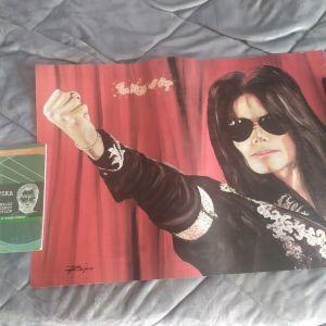 Michael Jackson αφίσα