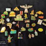 Συλλογή από 39 pins.