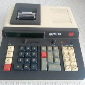 Παλιά Συλλεκτική Αριθμομηχανή Olympia CPD 575 του 1976