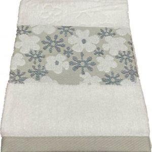 Πετσέτα μπάνιου ζακάρ Αιγύπτου μαργαρίτα 70*140