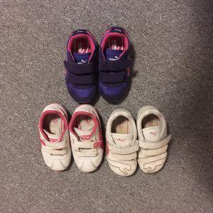 Βρεφικα παπούτσια Puma 21 νουμερο