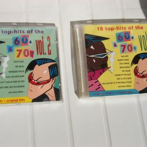 2 CD ROCK ROCK AND ROLL SAMPLER