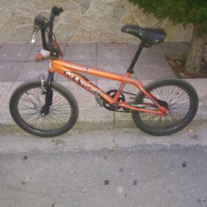Πορτοκαλί BMX σε άριστη κατάσταση