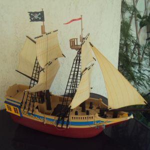 Playmobil Πειρατικο πλοιο.