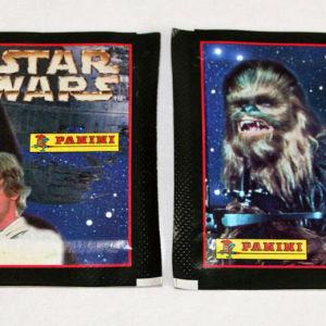 Panini Star Wars 1996 σφραγισμένα φακελάκια
