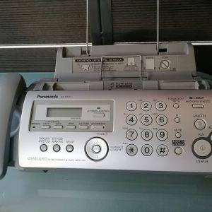 PANASONIC σταθερο τηλ & FAX & Ψηφιακός αυτόματος τηλεφωνητής