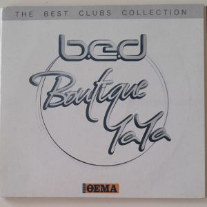 2 CD με ξένα τραγούδια of the best clubs collection.