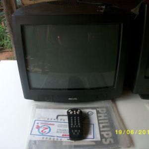 SHARP 21''τηλεοραση CRT καθοδικου σωληνα 21 ιντσες διαγωνιος οθονης
