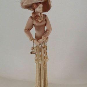Διακοσμητικό μπιμπελό - Κοπέλα
