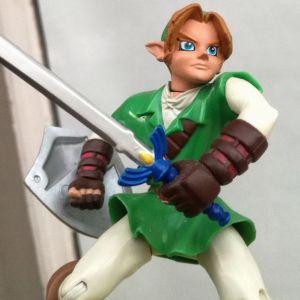 """Φιγούρα Link """"The Legend Of Zelda : Ocarina Of Time [Joyride Studios]"""