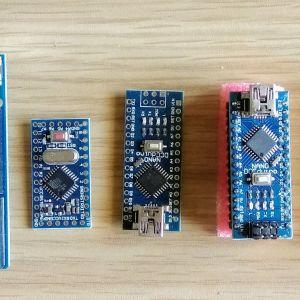 Arduino συλλογή με πολλά εξαρτήματα
