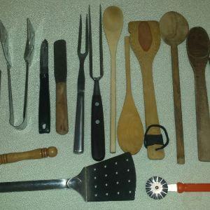 Σετ κουζινικά εργαλεία 19 τεμάχια