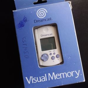 Memory card για κονσόλα Dreamcast